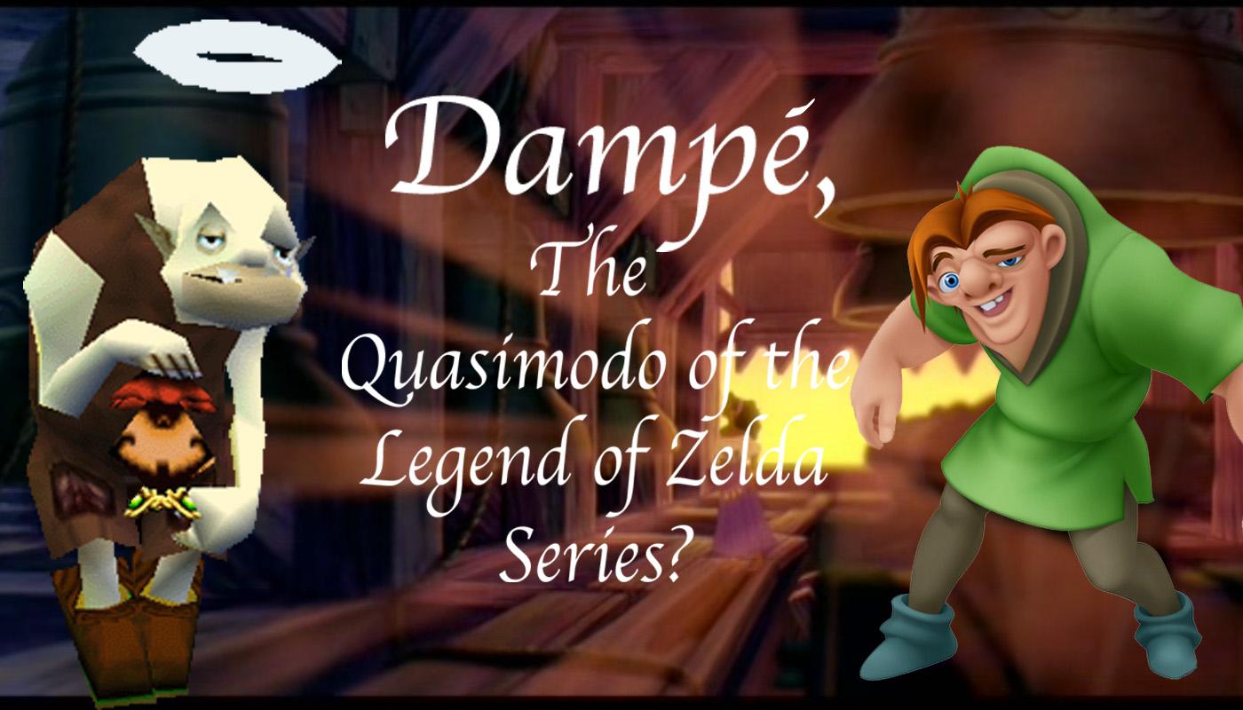 Dampe and Quasimodo